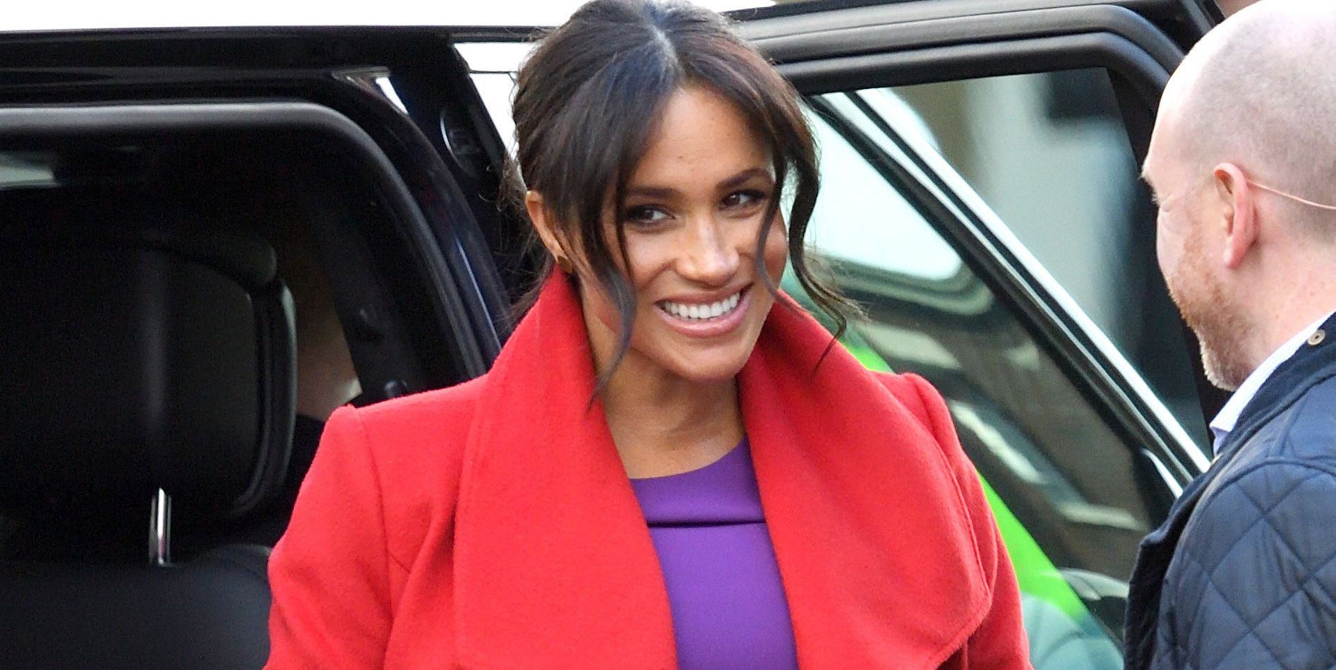 """A Woman Called Meghan Markle a """"Fat Lady"""" and She Had the Most Perfect Reaction"""