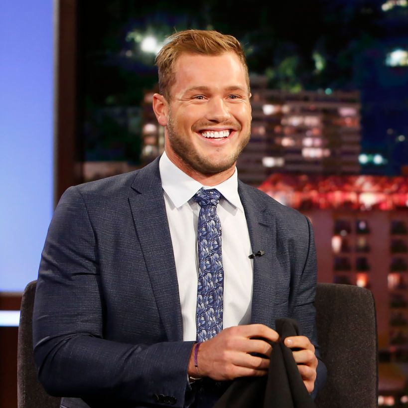 To Colton Underwood's Hair During 'The Bachelor' Finale: Wyd?