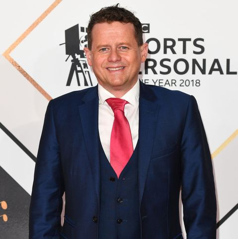 BBC Sports Personality Of The Year 2018 - Mike Bushell