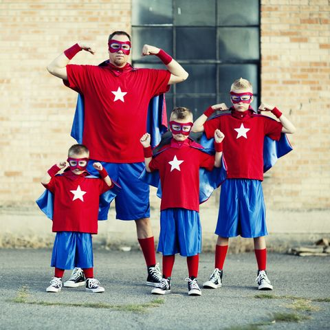 family halloween costumes   super boys costume