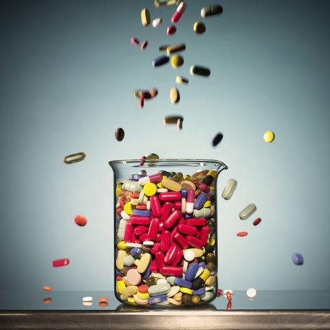 what happens if you take too many vitamins