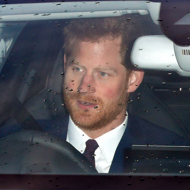 london, united kingdom   december 19 embargoed for publication in uk newspapers until 24 hours after create date and time prince harry, duke of sussex attends a christmas lunch for members of the royal family hosted by queen elizabeth ii at buckingham palace on december 19, 2018 in london, england photo by max mumbyindigogetty images
