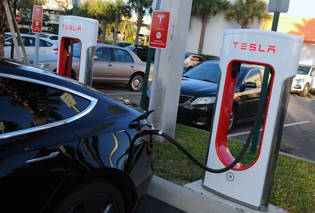 Google Maps Adds Electric Charging Stations