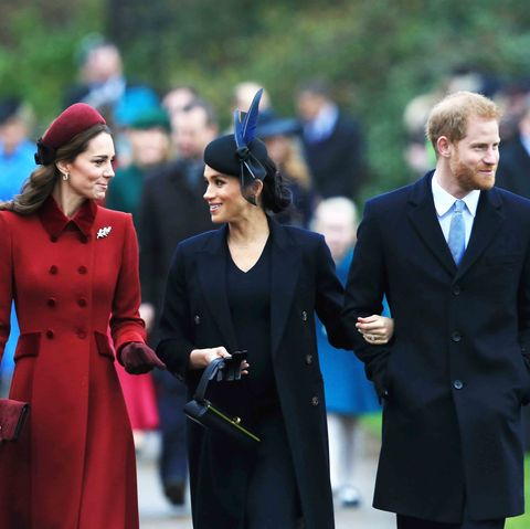 Royal Family Christmas.What The Royal Family Wore To Christmas Last Year Compared
