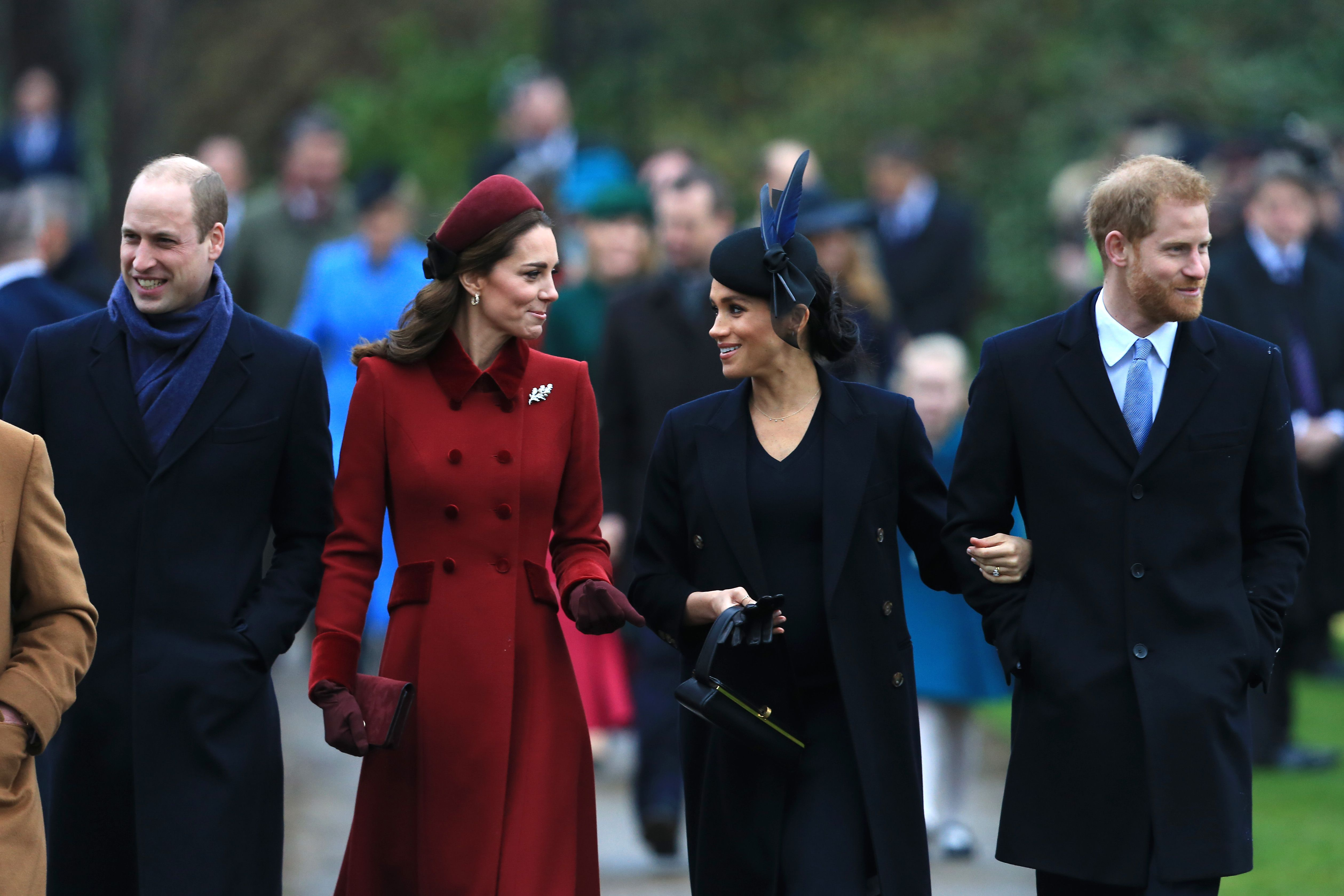 """The Royals Are Skipping Their Annual Christmas Walk Amid an Alleged Staff """"Revolt"""""""