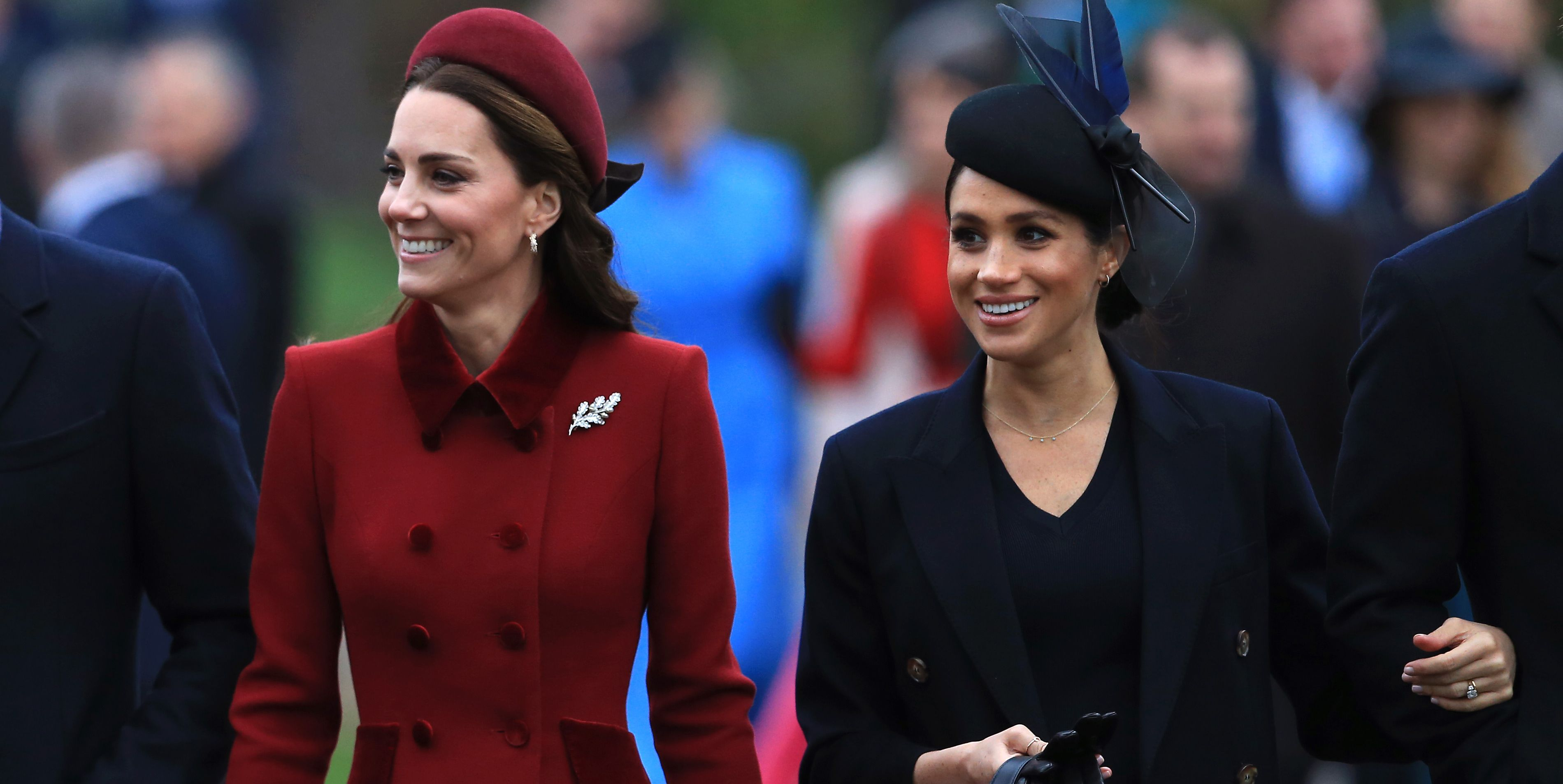 Meghan Markle Left the Cutest Comment on Kate Middleton's Pics of Louis