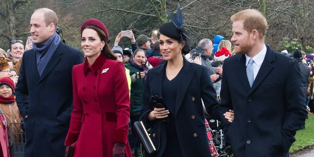 Meghan And Harry Have Reportedly Declined The Queen's Invitation To Spend Christmas With Her