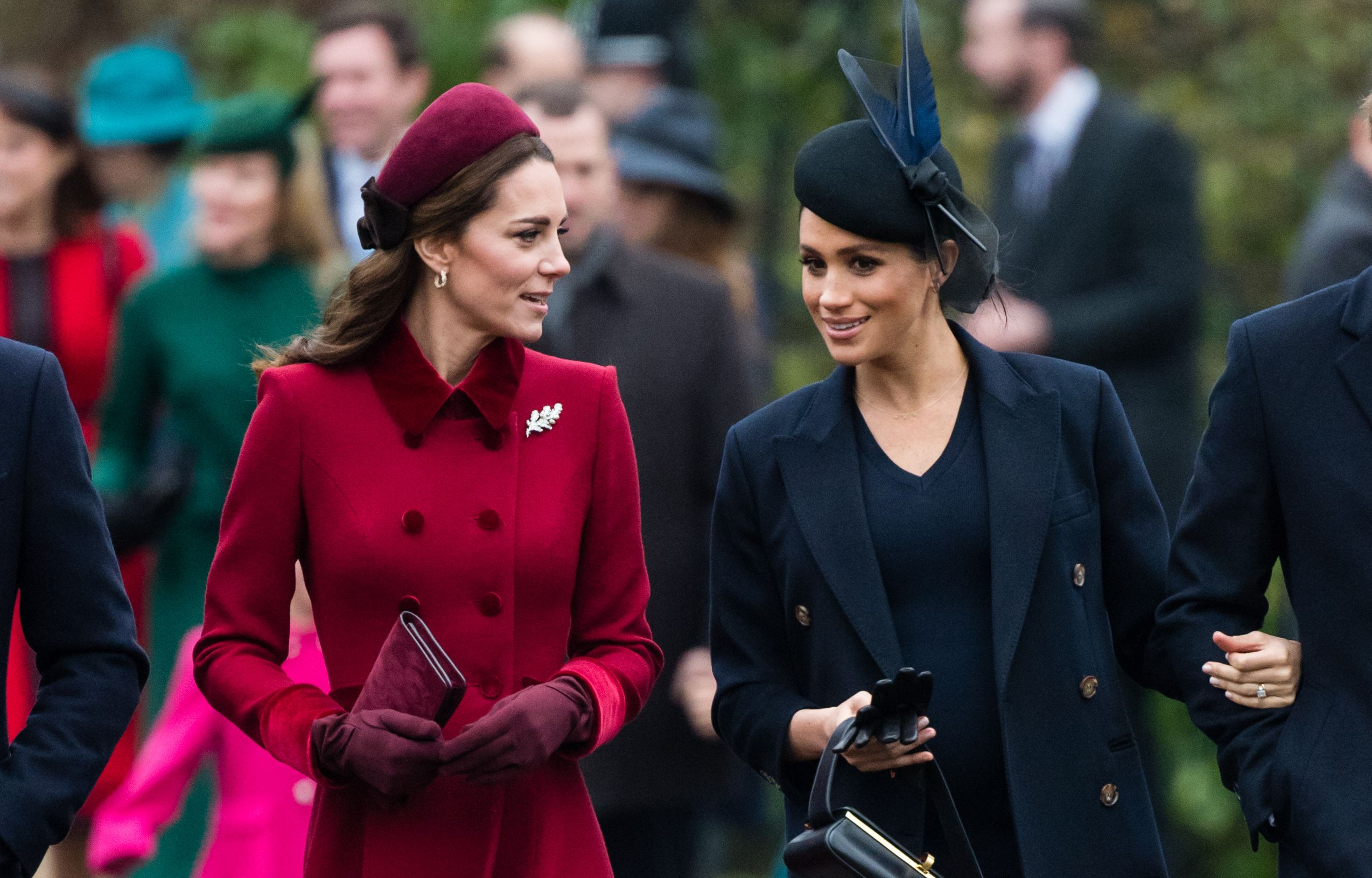Why Kate Middleton Waited Until Meghan Markle Left To Go Shooting On Boxing Day