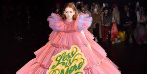 Viktor & Rolf haute couture lente/zomer 2019