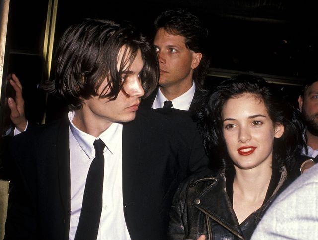 Johnny Depp E Winona Ryder Perché Si Sono Lasciati