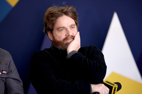 Yellow, Facial hair, Beard, Spokesperson, Moustache, Event, Speech, Convention,