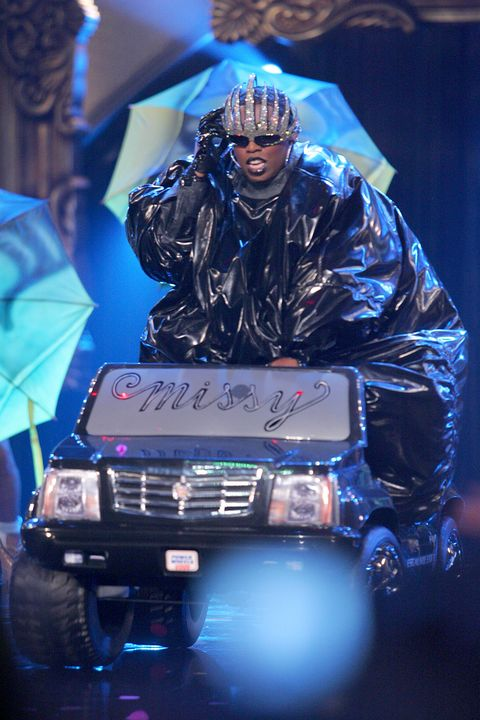 2006 mtv video music awards   missy elliott fashion