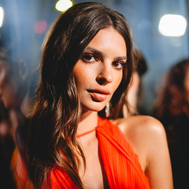 los angeles, california   january 05 editors note image has been edited using digital filters emily ratajkowski attends michael muller's heaven, presented by the art of elysium on january 05, 2019 in los angeles, california photo by matt winkelmeyergetty images