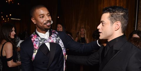 b33997789a76 Michael B. Jordan And The Rise Of The  High Fashion Harness  Is An ...