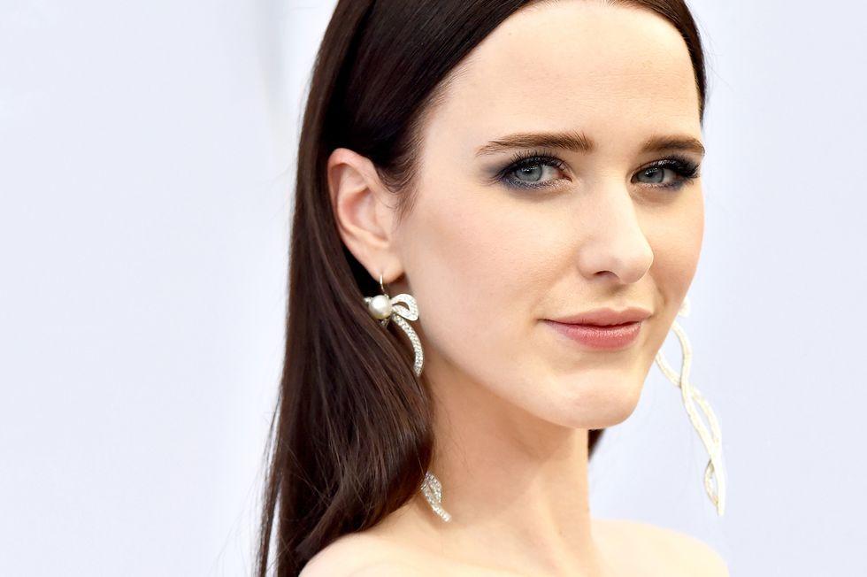 6 Beauty Secrets I Learned From Rachel Brosnahan