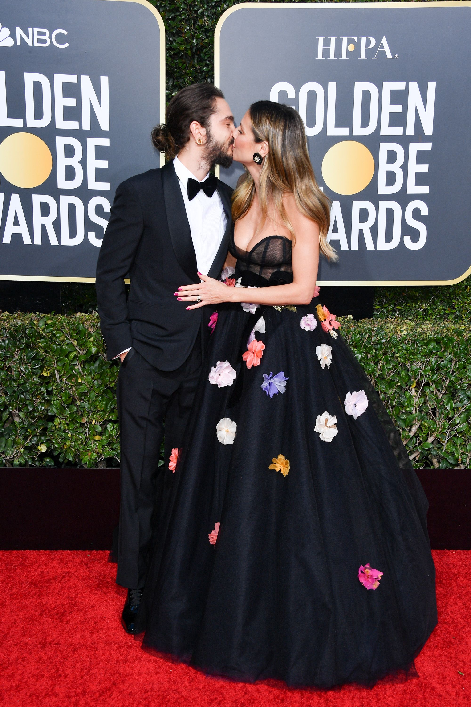 cutest couples golden globes 2019