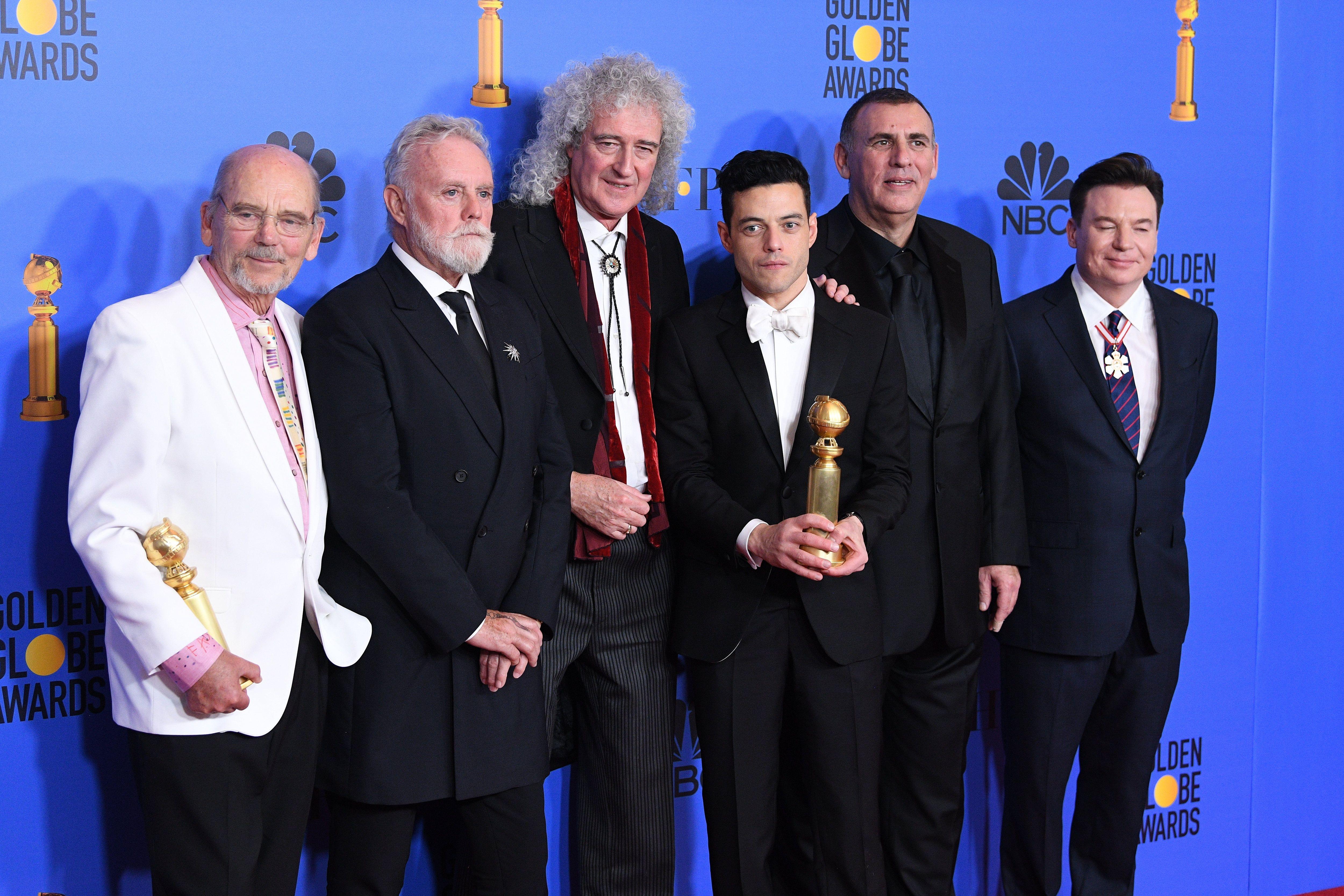 Equipo de 'Bohemian Rhapsody'