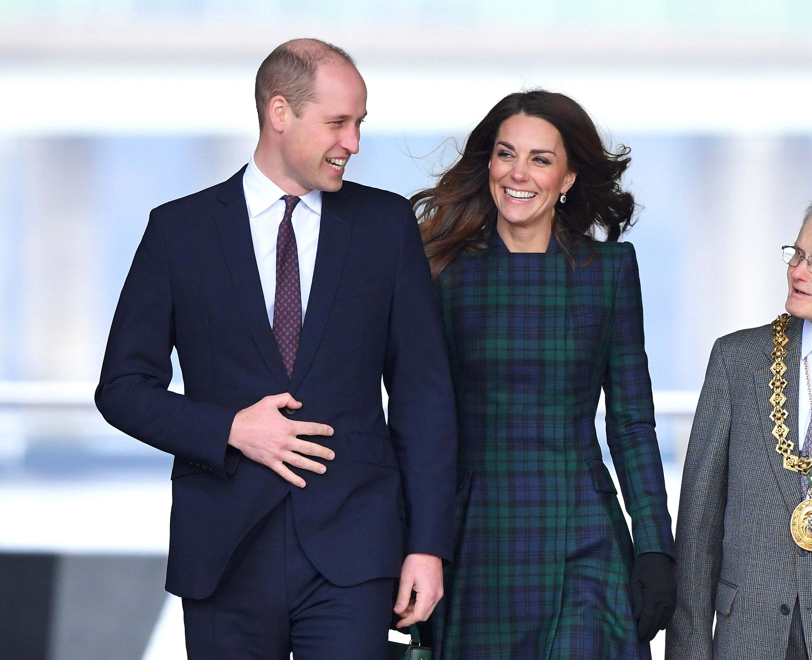 Kate Middleton and Prince William Reportedly Had Two Secret