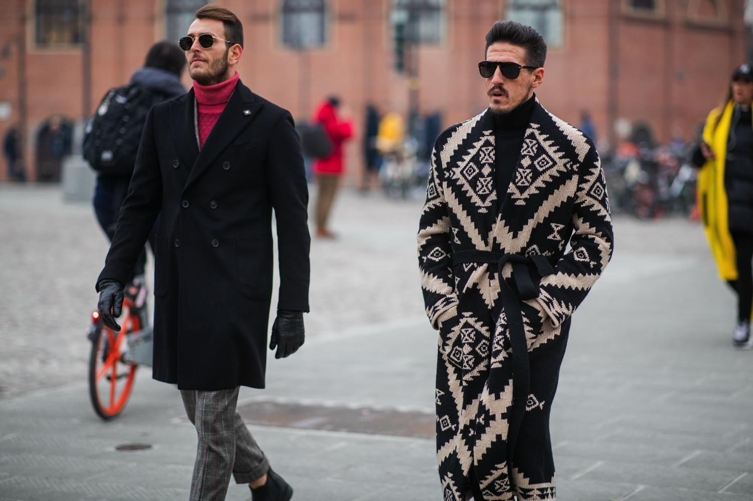 street style pitti 95 moda 2019