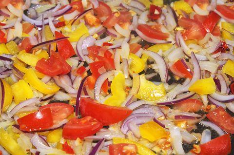 Dish, Food, Cuisine, Ingredient, Vegetable, Vegetarian food, Produce, Italian food, Side dish, Recipe,