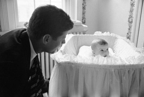70 Kennedy Family Photos - Best Pictures of JFK, Jackie O ...