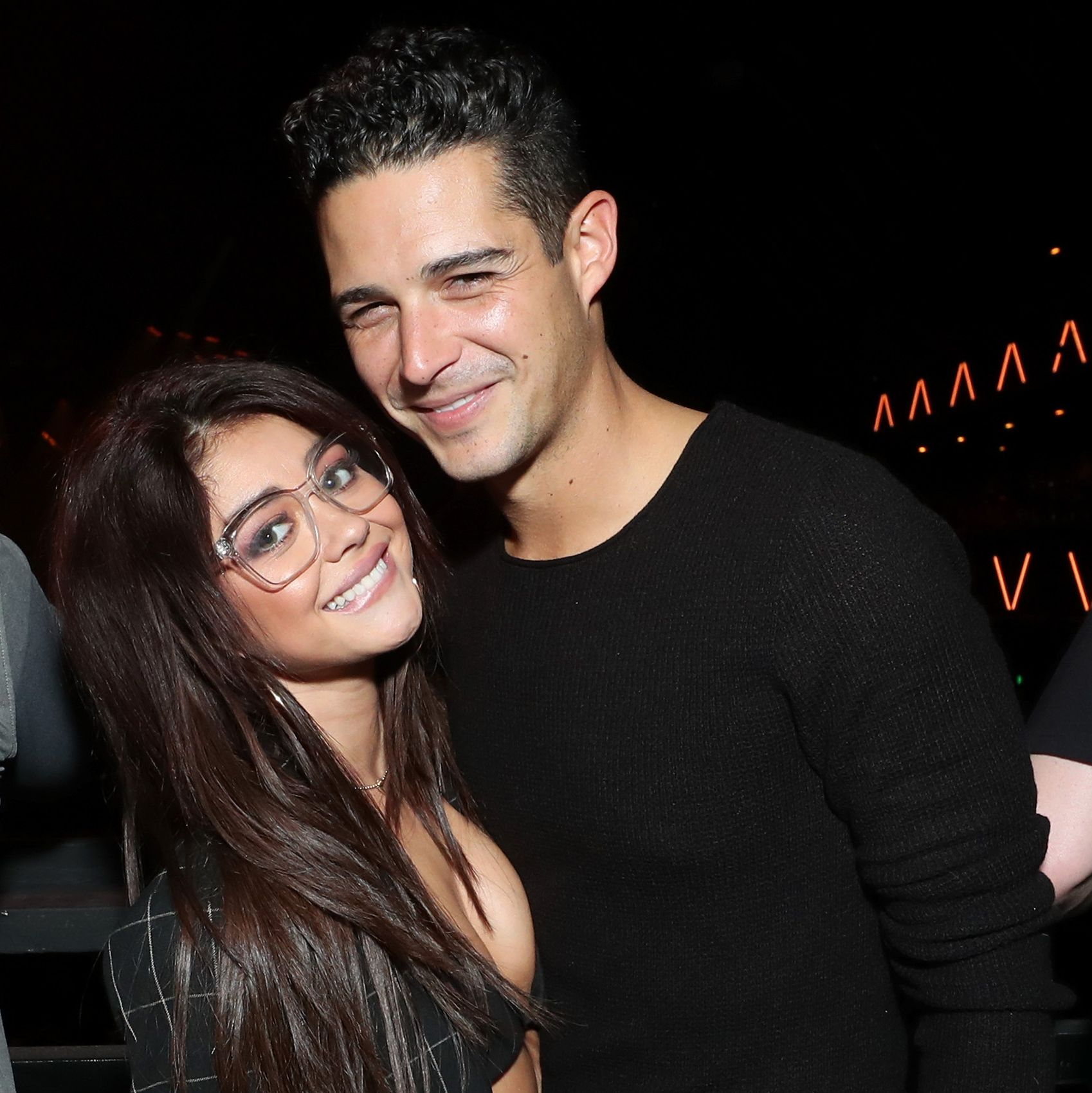 Sarah Hyland Gave Us ALL the Meaningful Photos From Her Relationship With Wells Adams