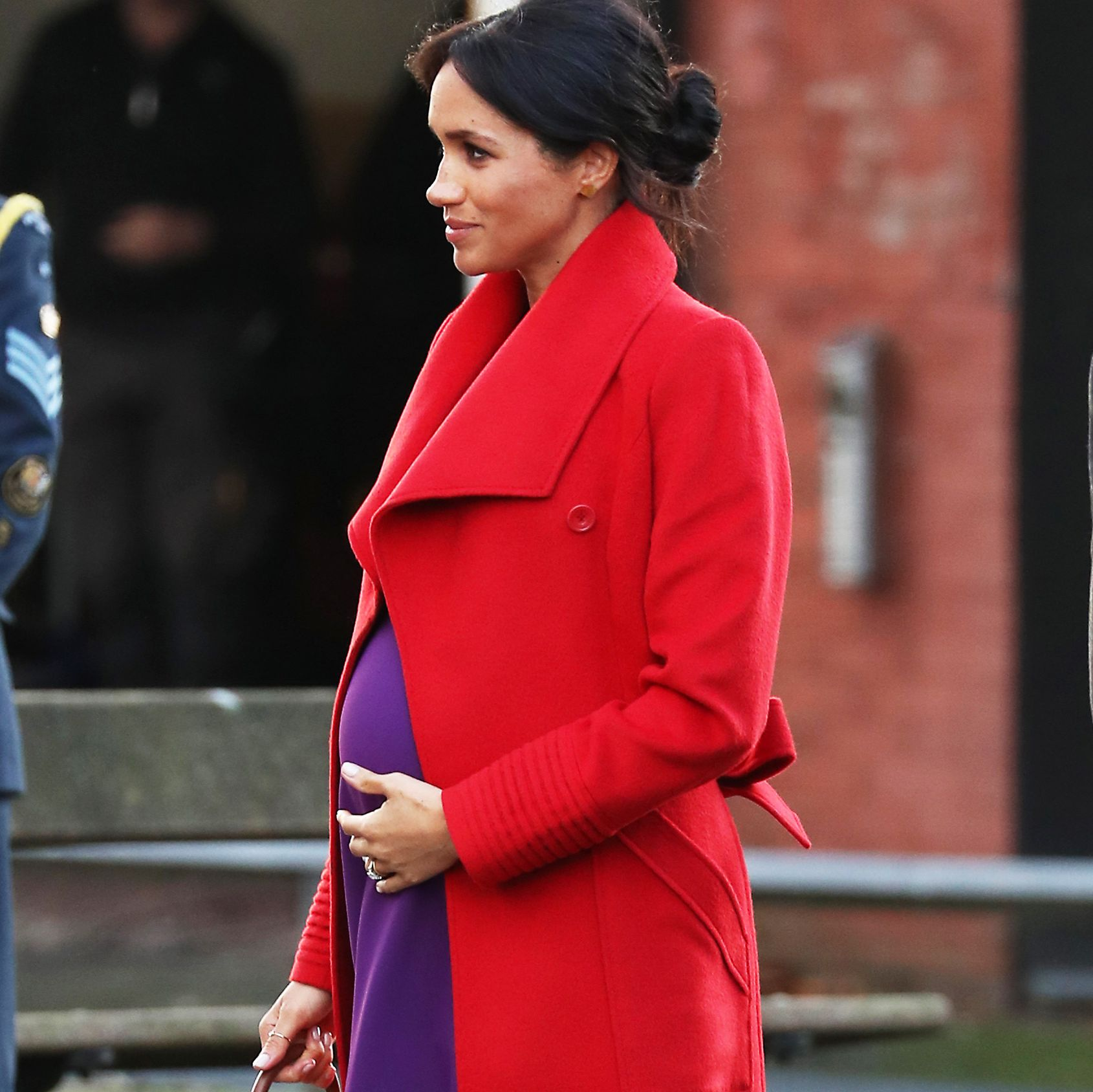 Meghan Markle Just Reportedly Confirmed Her Due Date for the Royal Baby