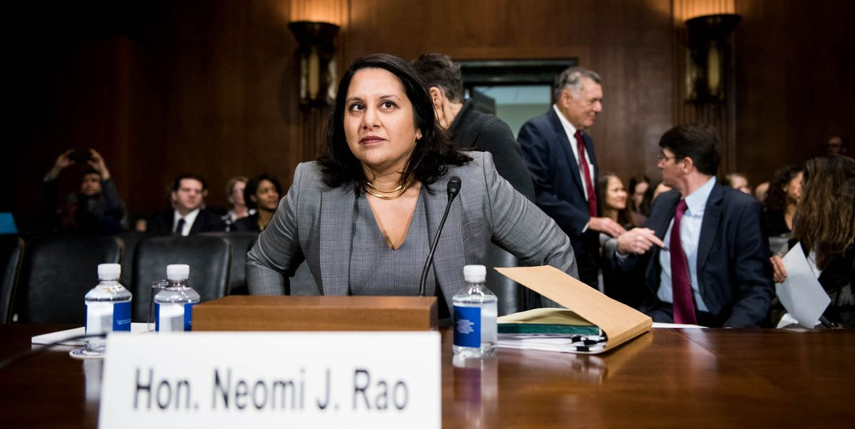Trump Judge Nominee Neomi Rao Appeared To Victim-Blame In Sexual Assault Cases -2557