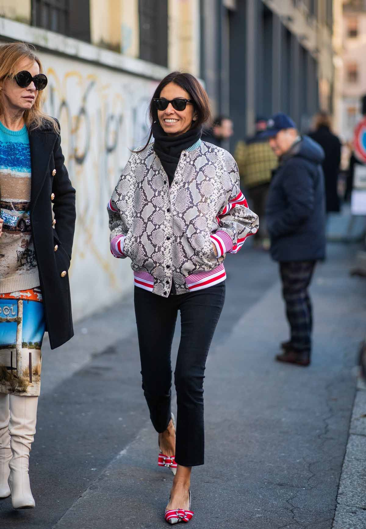 Street Style: January 14 - Milan Men's Fashion Week Autumn/Winter 2019/20