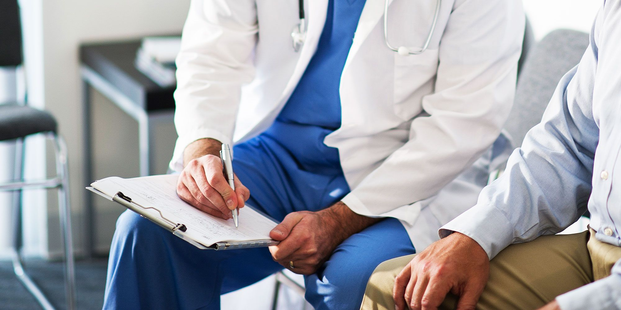 The Health Screenings All Men Need at Every Age