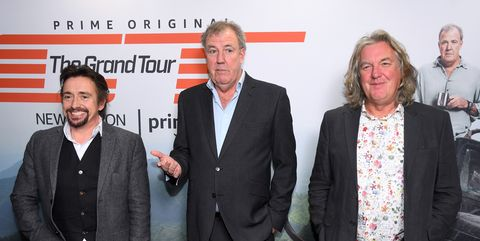 'The Grand Tour' Season 3 Launch - Photocall