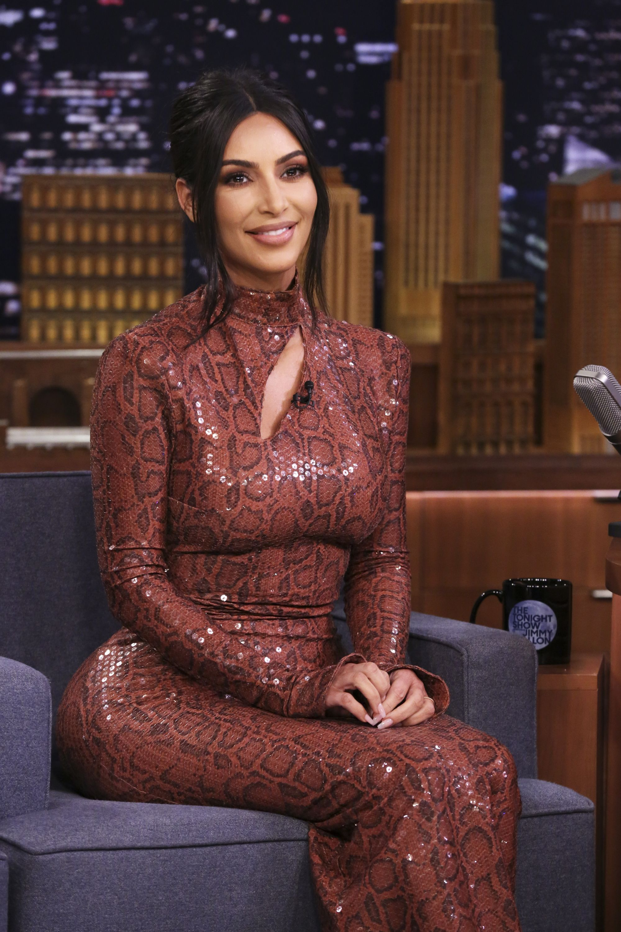 Fans Are Dragging Kim Kardashian for Spelling Everything Wrong in Her Latest Instagram Caption