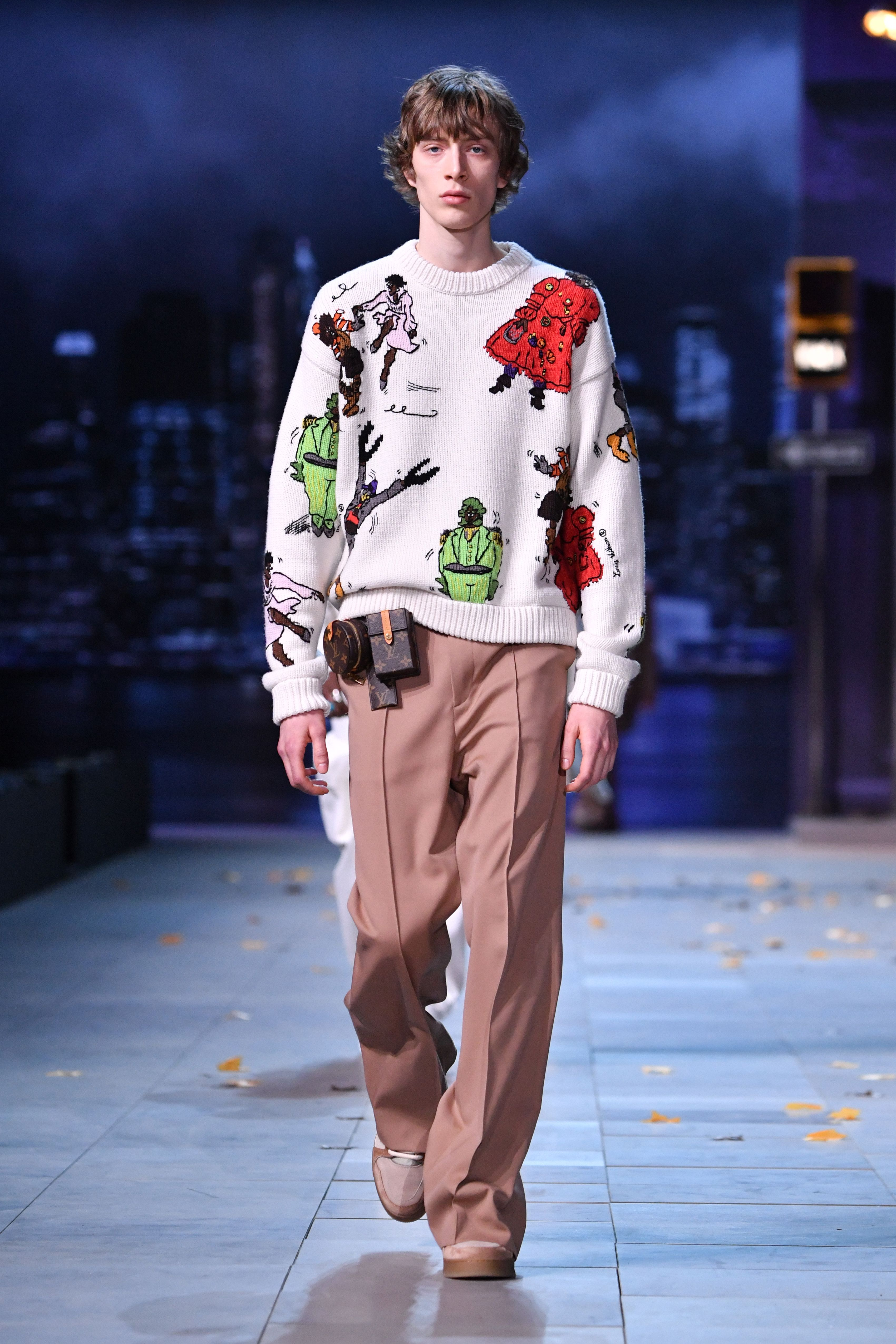 1db40d3db6 See Every Look From Louis Vuitton Fall/Winter 2019 Men's