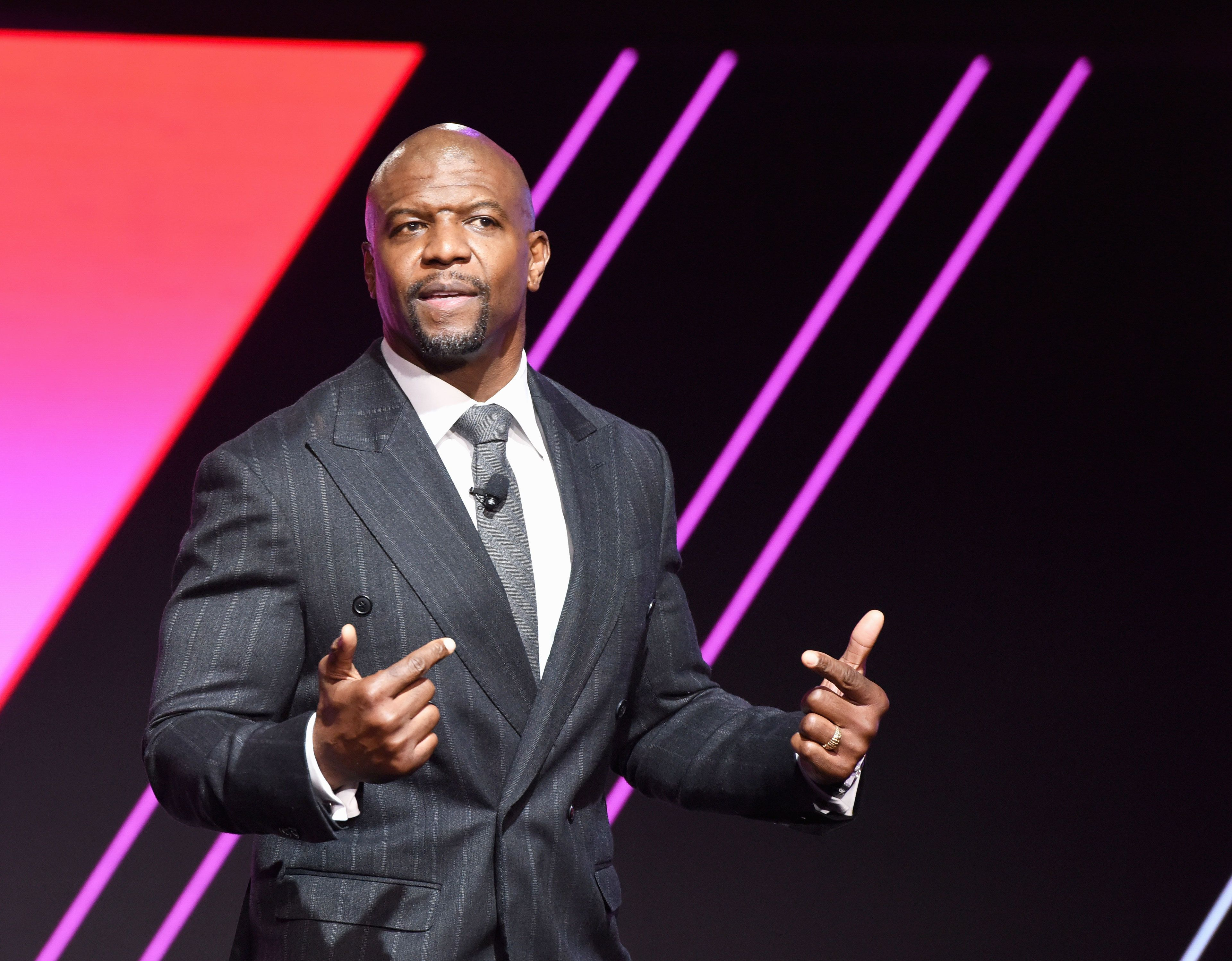 Terry Crews Says a Hotel Worker Racially Profiled Him the Day Before His Senate Testimony