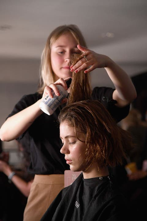 Nonie - Backstage - February 2019 - New York Fashion Week: The Shows