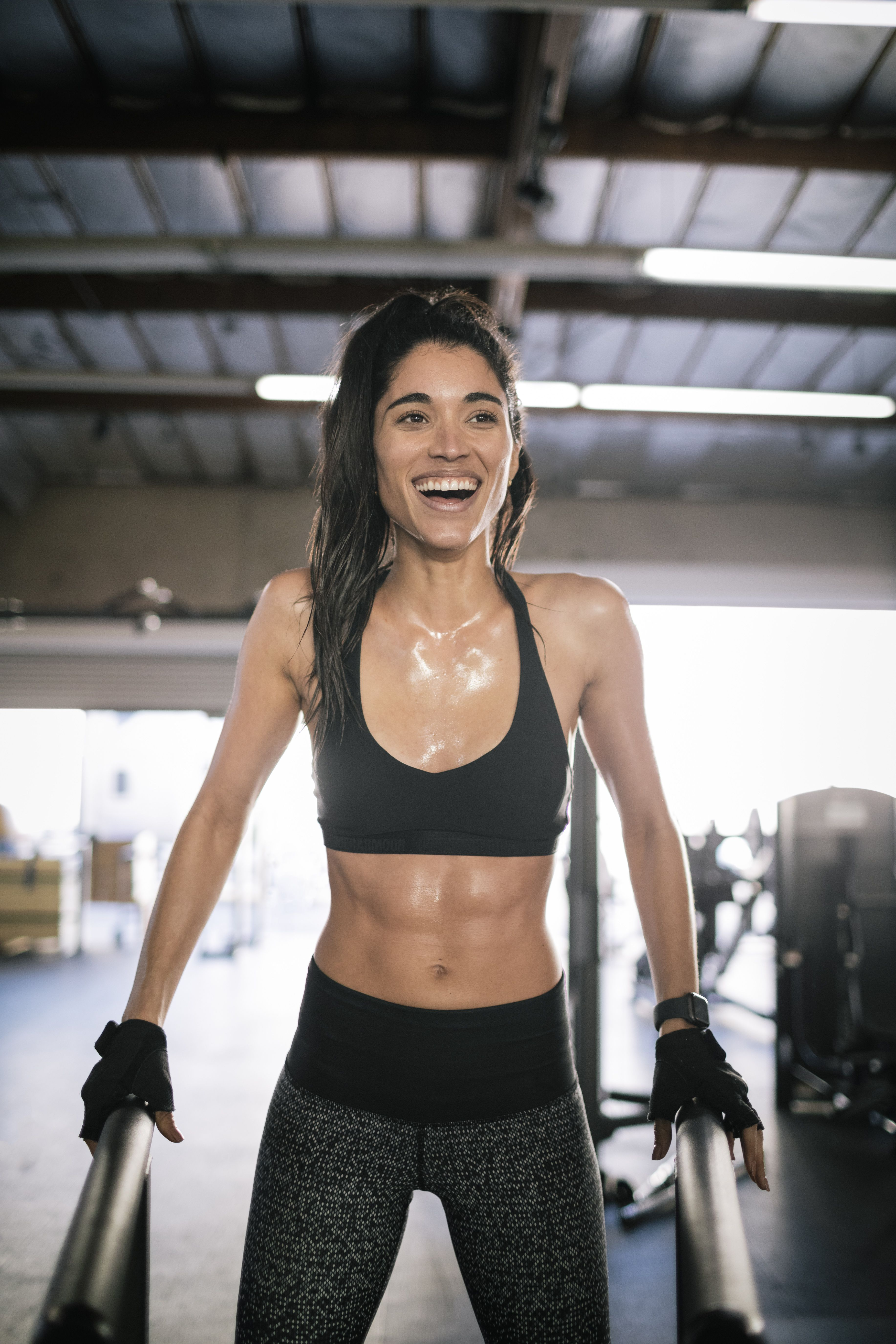 This lower-abs workout will light up your core for a sculpted stomach