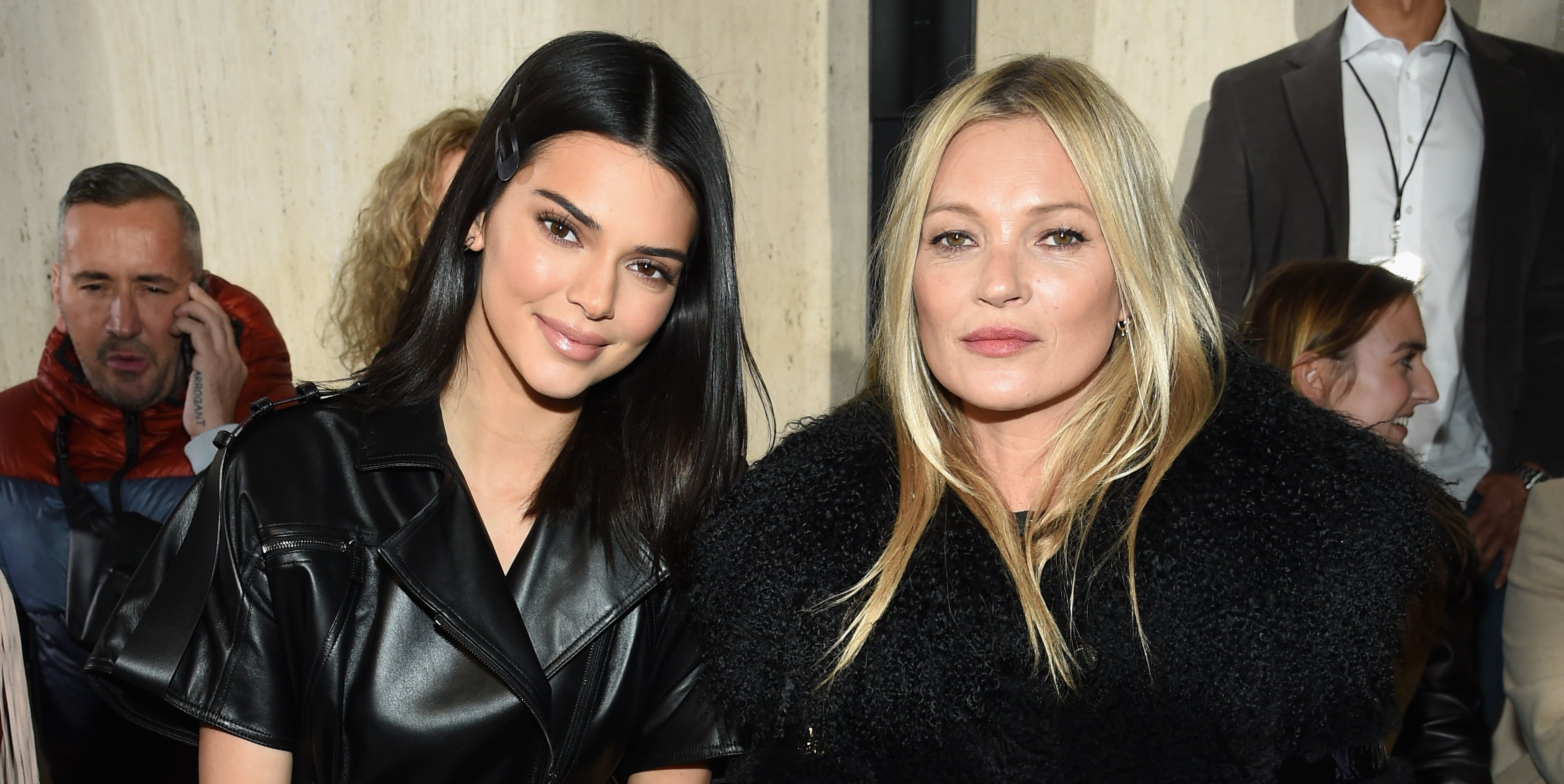 Celebrities On The Front Row At New York Fashion Week AW19