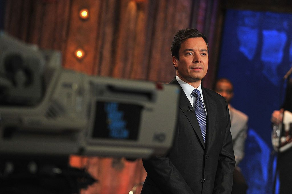 Jimmy Fallon Has Issued an Apology for Wearing Blackface in a Resurfaced SNL Sketch