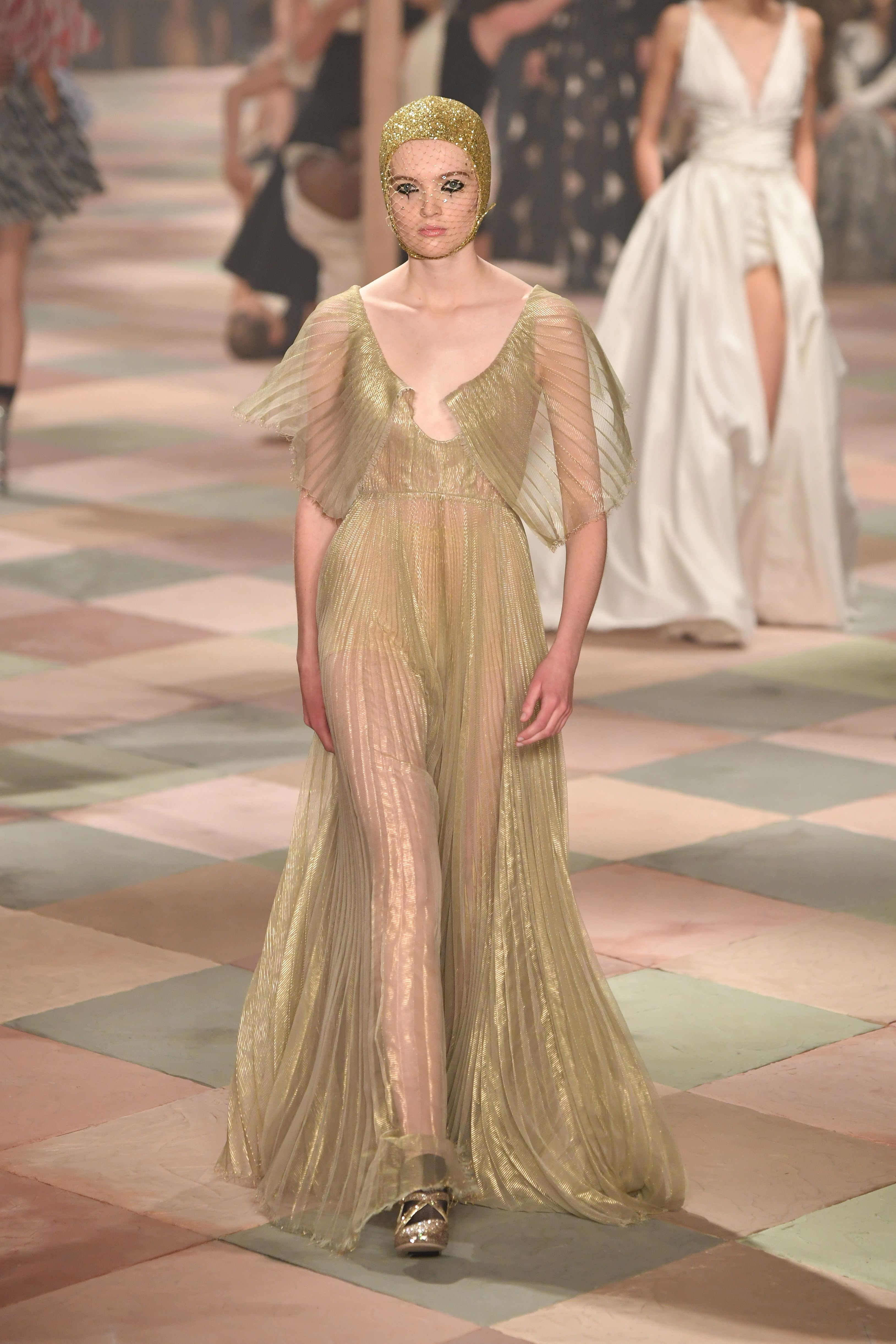 Dior SS19 haute couture