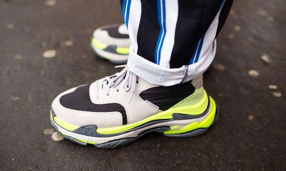 Scarpe sneakers uomo: 15 tendenze moda autunno inverno 2019 2020