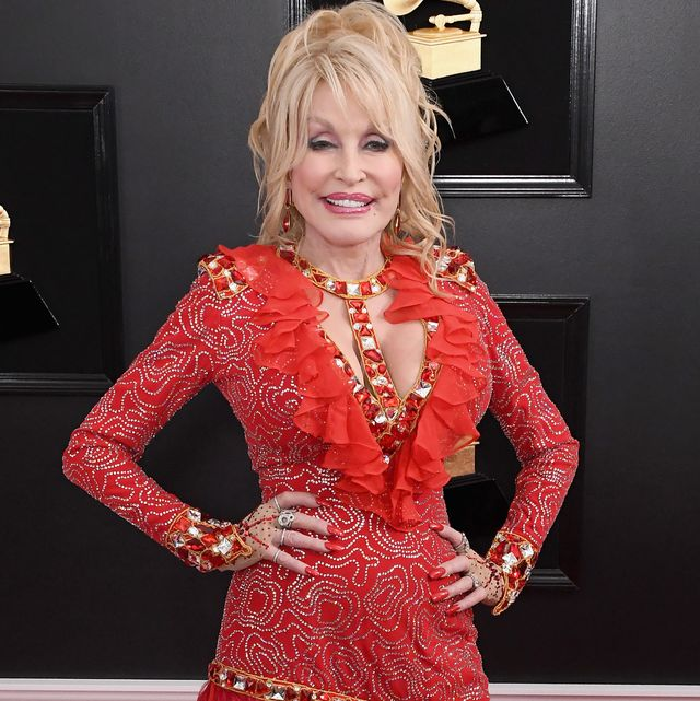 los angeles, ca   february 10  dolly parton attends the 61st annual grammy awards at staples center on february 10, 2019 in los angeles, california  photo by steve granitzwireimage