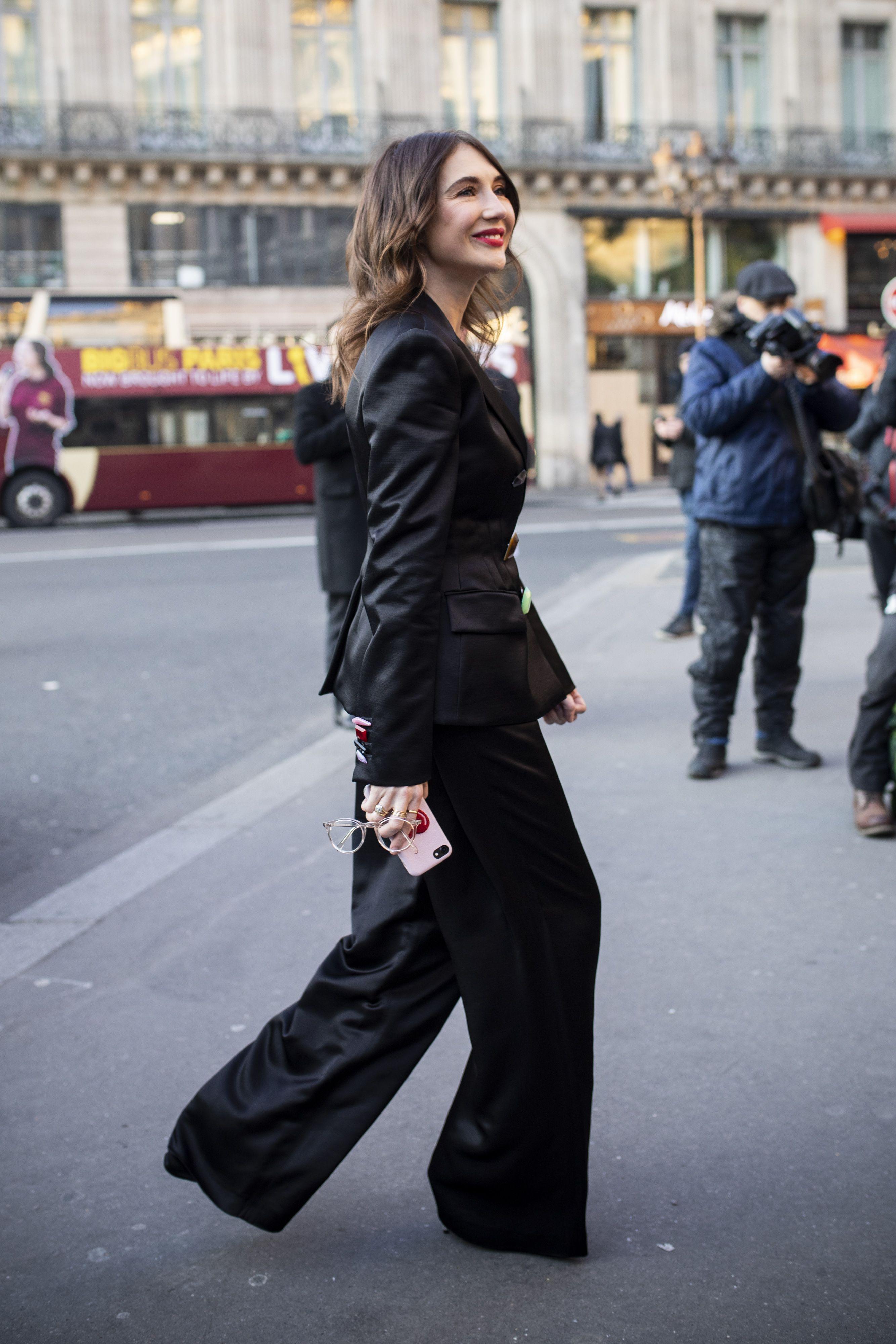 Carice van Houten, Parijs Fashion  Week Couture