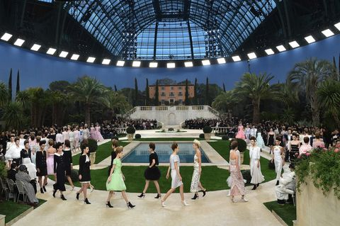Chanel SS19 Haure Couture show