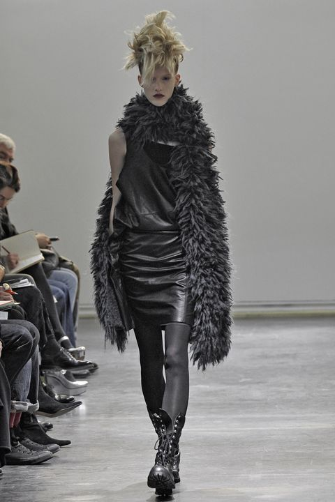 Junya Watanabe - Runway RTW - Autumn Winter 2011 - Paris Fashion Week