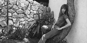 Jane Birkin in 1970.