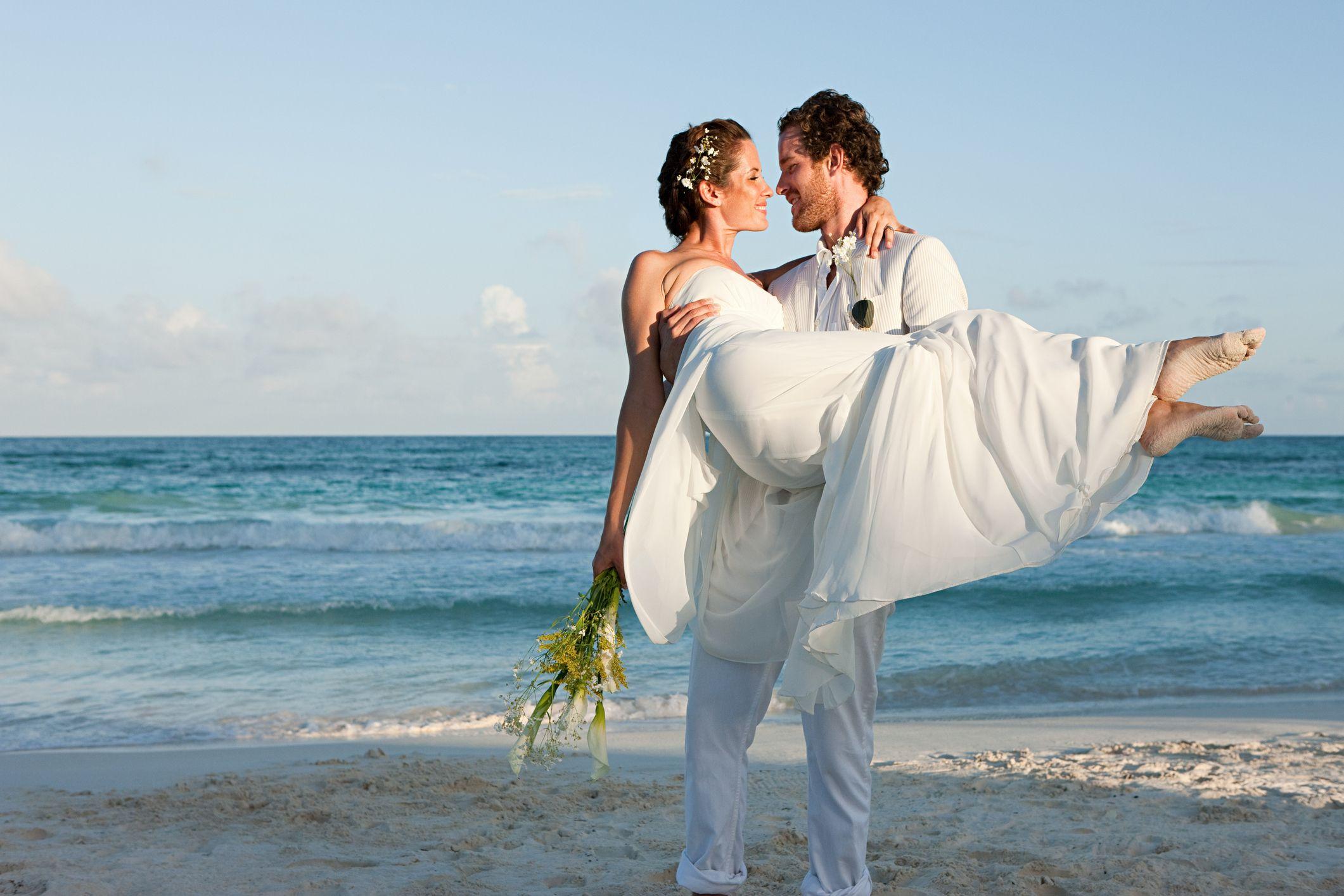 Men Reveal Their Ultimate Dream Wedding