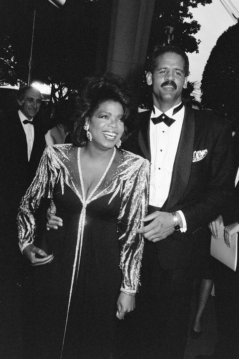 Oprah Winfrey at the academy awards 3/30/1987