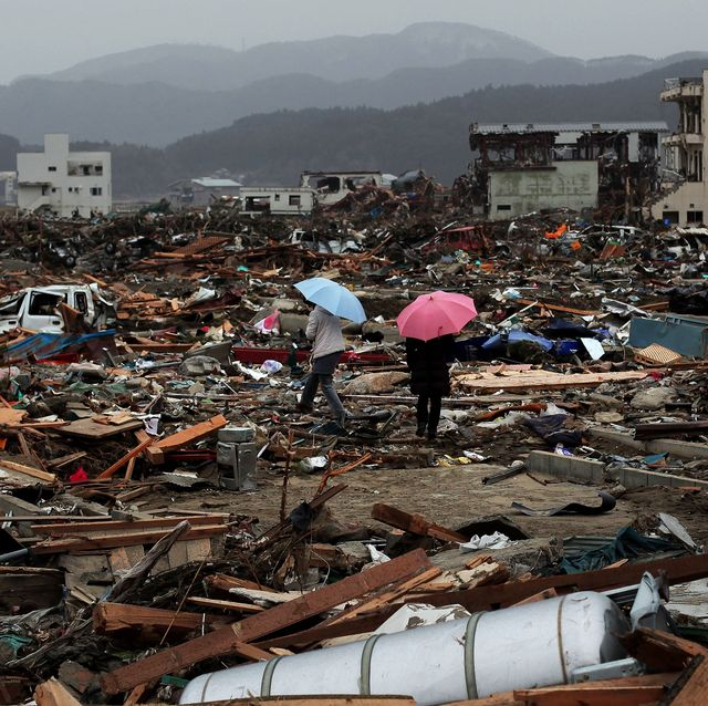 tōhoku, japan earthquake
