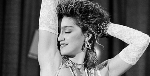 how to create 80s hair without a perm