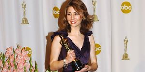 Press Room During The Seventy Sixth Annual Academy Awards In Los Angeles, United States On February 29, 2004.